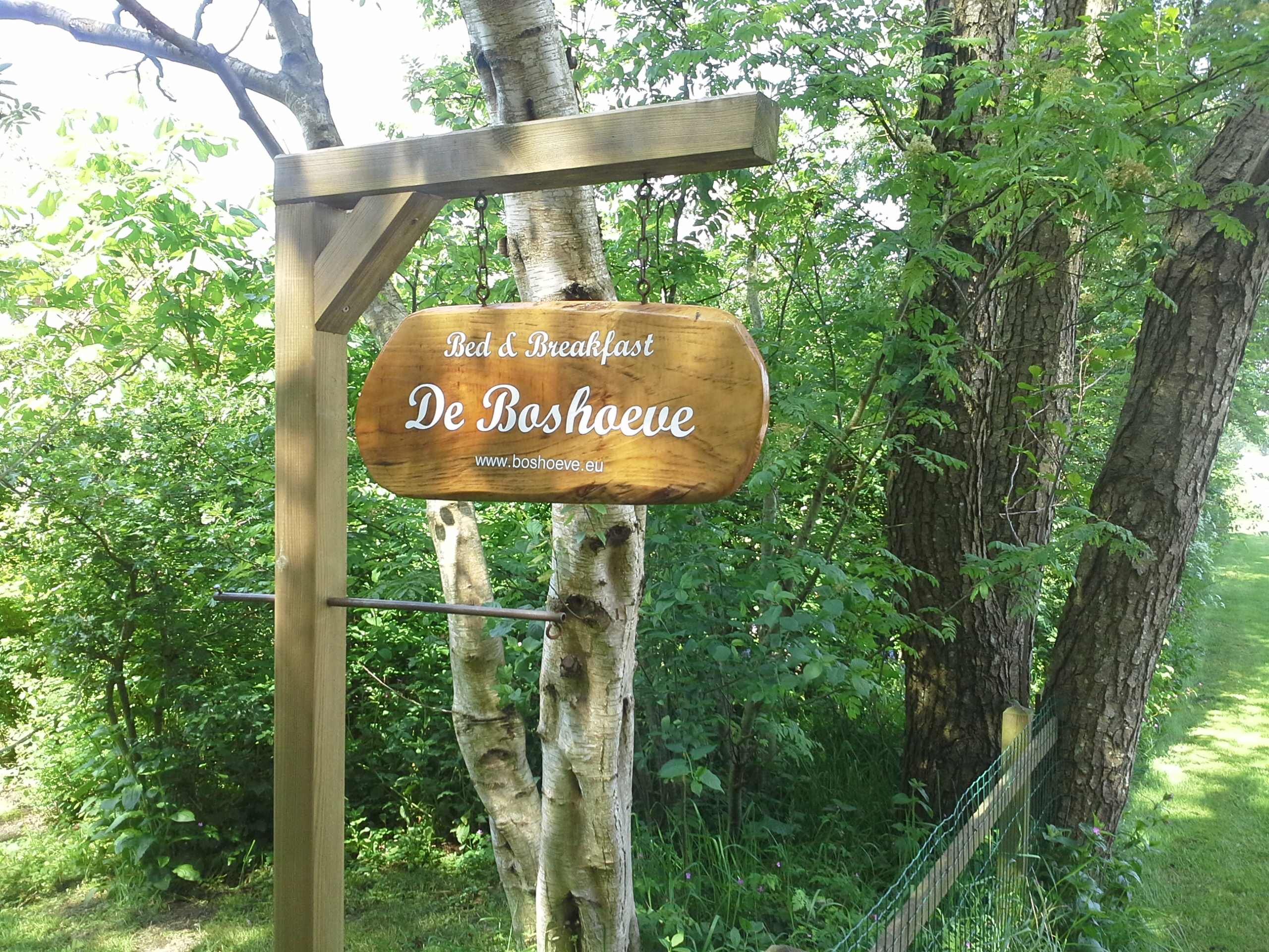 Bed en Breakfast, De Boshoeve