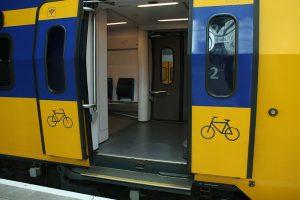 trein en fiets Boshoeve