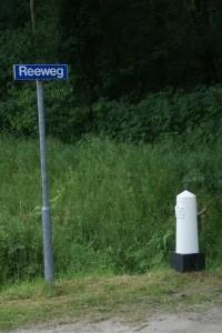 Grenspaal Friesland Drenthe